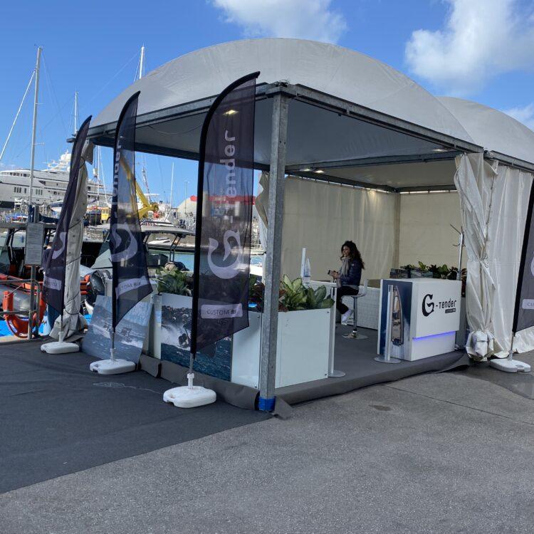 Salone Nautico di Genova 2020 G-Tender
